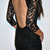 Ebony Black Lace Backless Bodycon Dress - £32.99 : Bodycon Boutique - Bodycon Dresses | Bodycon Dress Designs, Bodycon dresses, little black dresses, lace dress designs, and black bodycon dress styles, direct to your door. High Street going out dresses in stock now.
