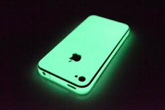 phone cover glow case iphone case iphone cover glow in the dark