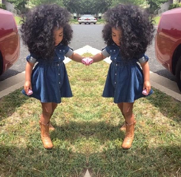 Girl Toddler Kids Fashion Kids Fashion Denim Kids