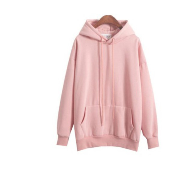 Sweater: girl, girly, girly wishlist, pink, hoodie, pink hoodie ...