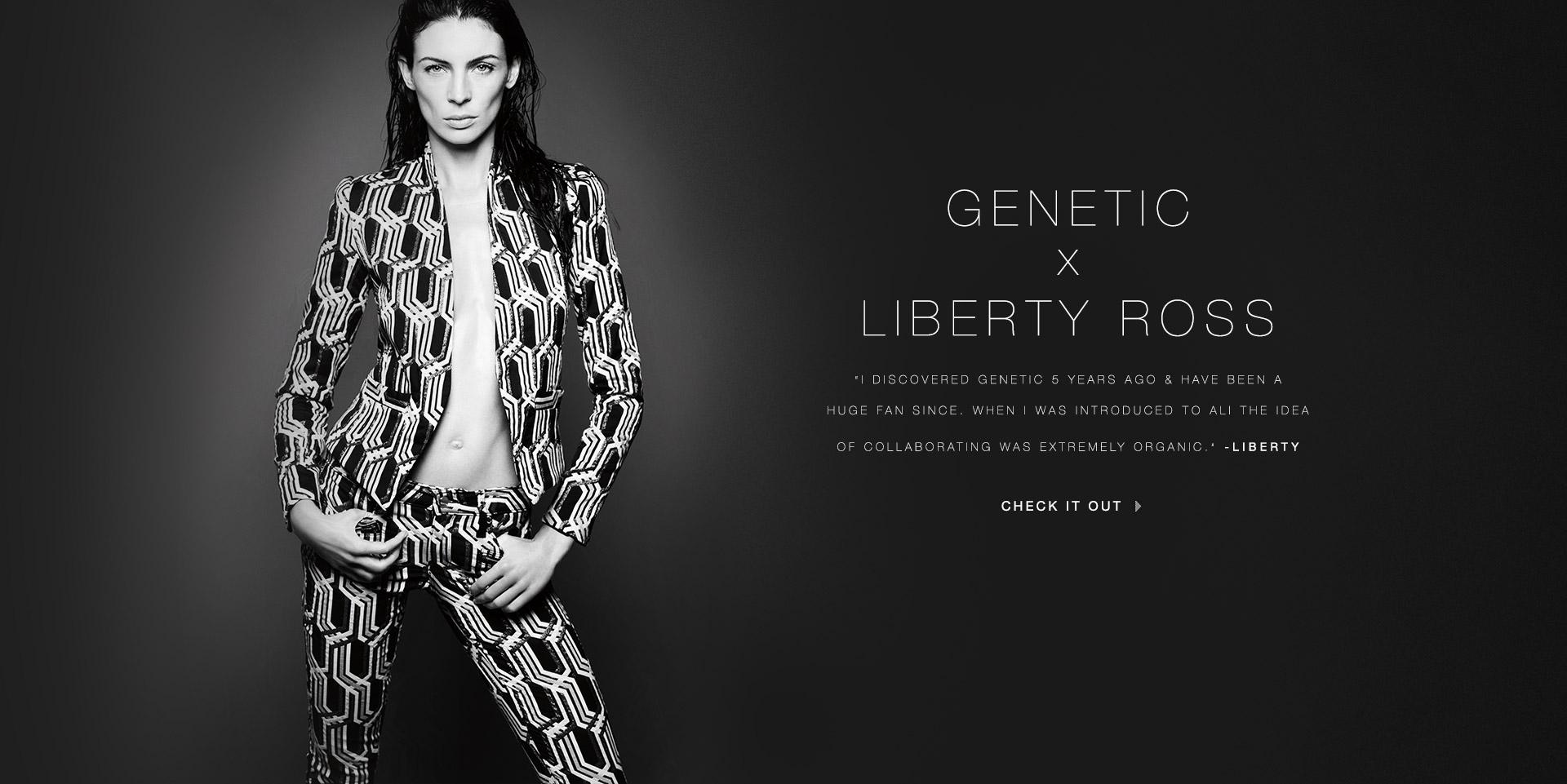 Genetic Los Angeles | Designer Denim Jeans