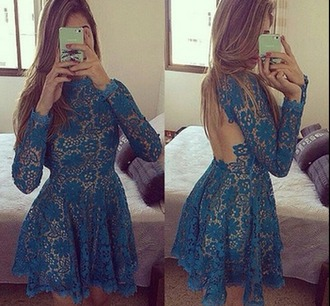 dress casual lace party fashion