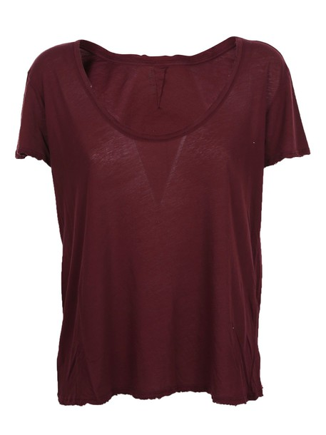 t-shirt shirt t-shirt red top