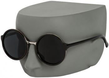 Round Retro Celebrity Sunglasses