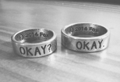jewels,ring,the fault in our stars