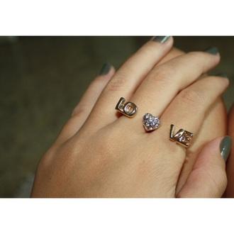jewels love fashion style