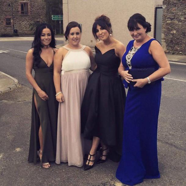 dress prom dress gown