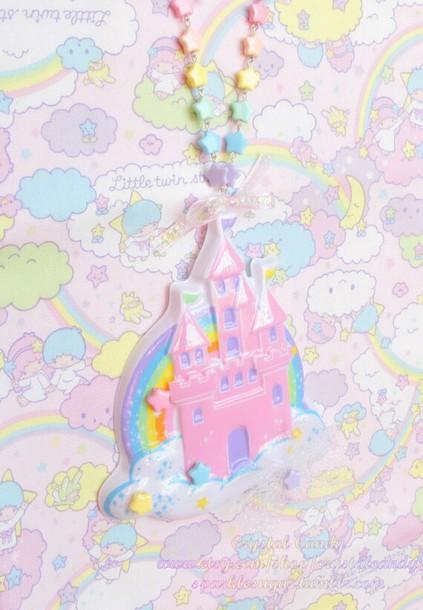 jewels kawaii dope pastel rainbow style