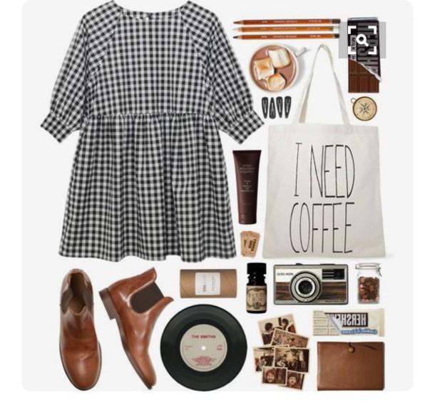 dress smock shoes smock dress gingham