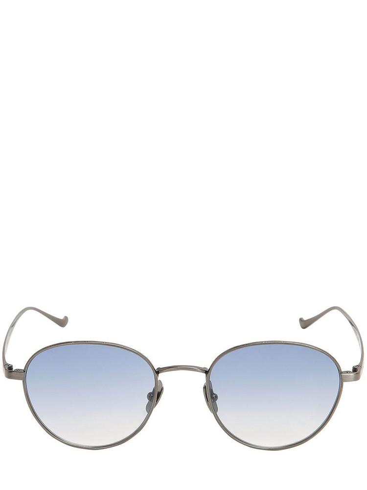 ITALIA INDEPENDENT Joseph Metal Sunglasses in black