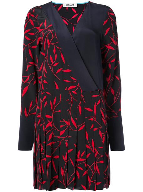 Dvf Diane Von Furstenberg dress women cotton black