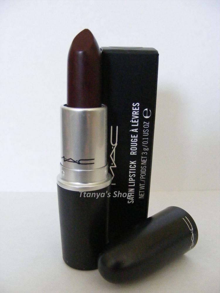 Mac lipstick media 100% authentic brand new boxed