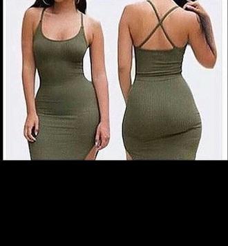 dress bodycon dress midi dress