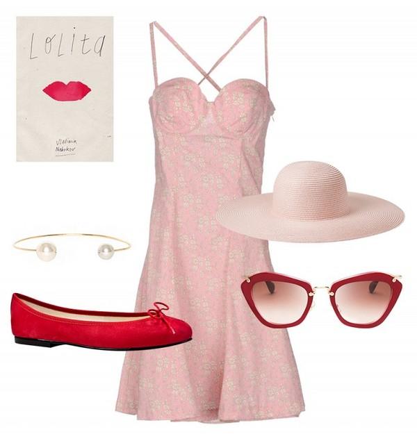 dress hat sunglasses jewels shoes