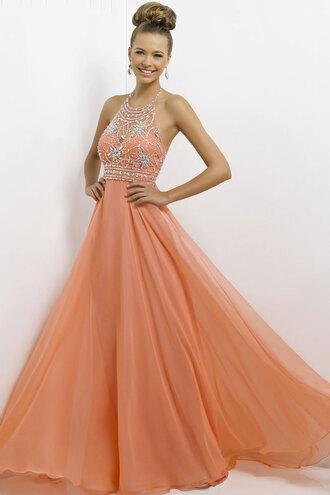 dress beautiful evening dress party dress prom dress