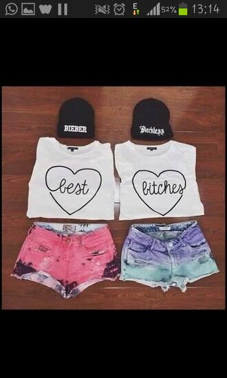 pants leggings red white and blue black best bitches jeans workout yoga pants hat where to get this tops? white bieber tank top shorts jewels shirt blouse best friend shirts top