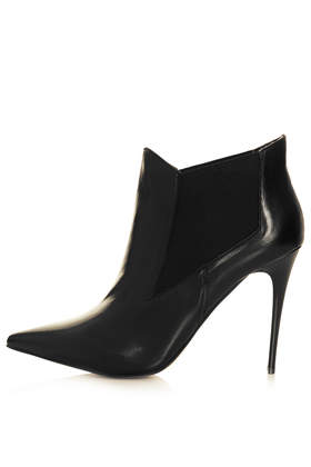 ALL NIGHT Chelsea Boots - Heeled Boots - Boots  - Shoes - Topshop
