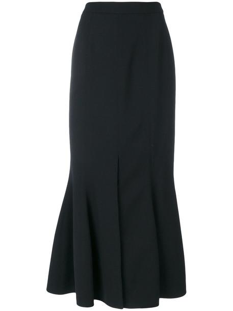 Stella McCartney skirt women spandex black wool