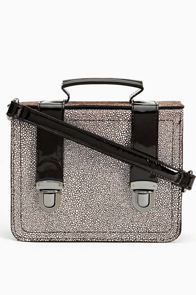 Nasty Gal Stingray Satchel in  Accessories at Nasty Gal