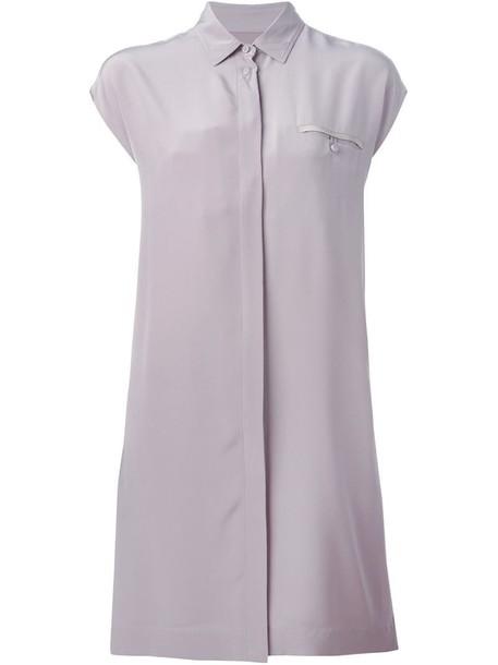 MAISON MARGIELA dress purple pink