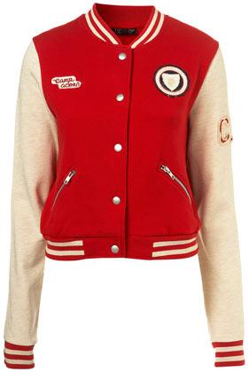 Jacket - Jackets & Coats - Clothing - Topshop