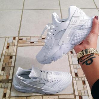 shoes nike kicks beautiful white shoes love dope huarache
