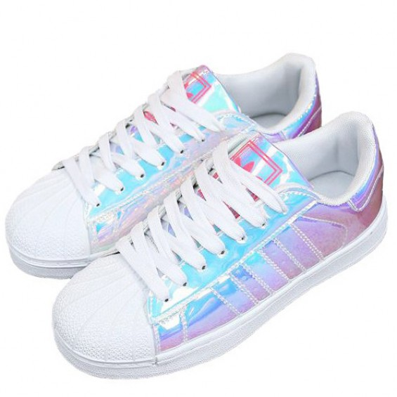 BOOGZEL | Holographic Sneakers