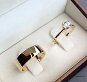 jewels,obrączki ślubne,obrączka + pierścionek,engagement ring,wedding ring,pierścionki zaręczynowe,impressimo,wedding rings,diamonds