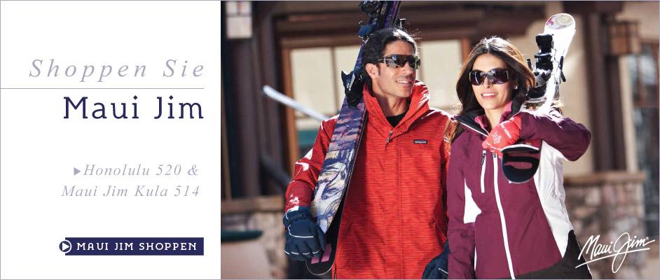 Sunglasses Shop Deutschland : Designer- und Markensonnenbrillen online : Sonnenbrillen von Ray-Ban, Oakley, Maui Jim und vielen mehr