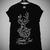 Tarnished Souls Clothing Co. — Deer God T-Shirt (Black)