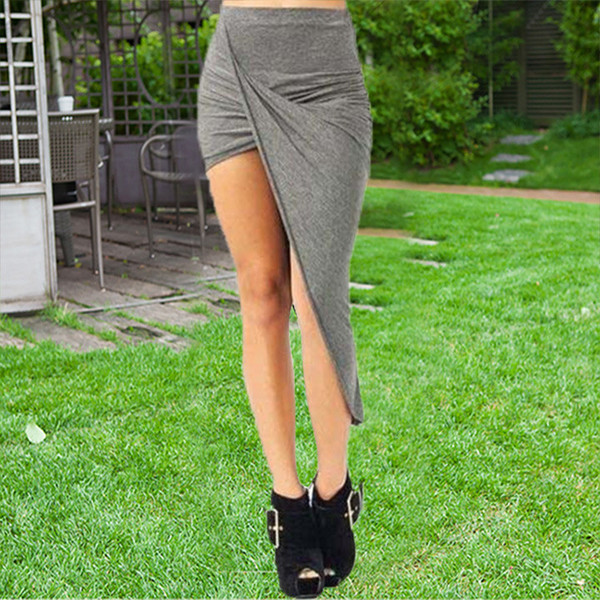 Galla Wrap Skirt   Outfit Made