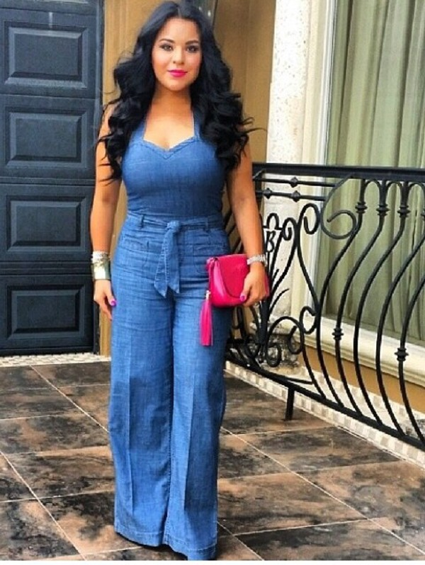 jumpsuit jean jumpsuit kardashian kollection