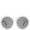 Carlina round-frame sunglasses | chloé | matchesfashion.com us