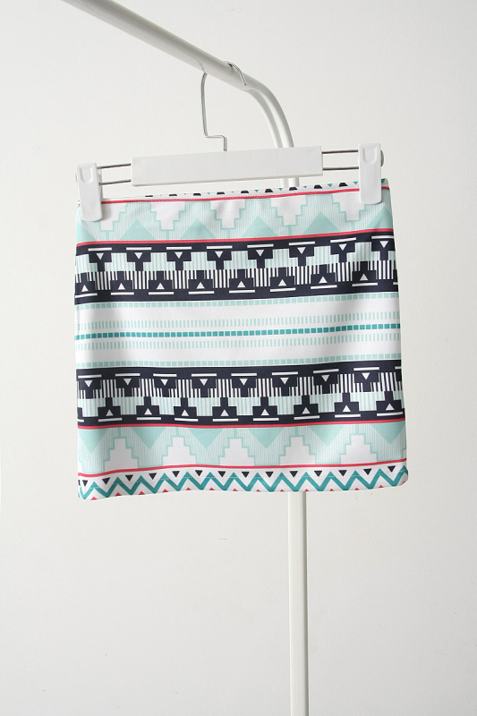 2013 Summer ZA Ladies' Brand Cross Striped Geometric Design Printed Mini Skirt ,Girl's Over Hip Pencil Short Skirt dq07-in Skirts from Apparel & Accessories on Aliexpress.com | Alibaba Group