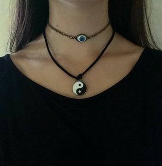 jewels grunge yin yang