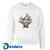 Marilyn Monroe Bubblegum Sweatshirt Unisex Adult Size S to 2XL