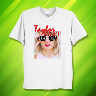 t-shirt song clothes celebrity taylor swift shirt tour concert music women t shirts girl