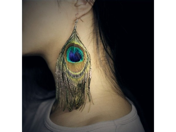 earrings precious jewels
