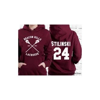 sweater teen wolf