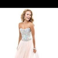 long prom dress