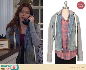 jacket denim how i met your mother