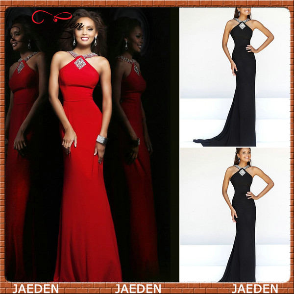 red evening dresses sexy evening dresses