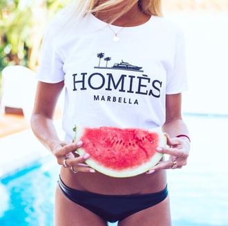 tank top t-shirt homies