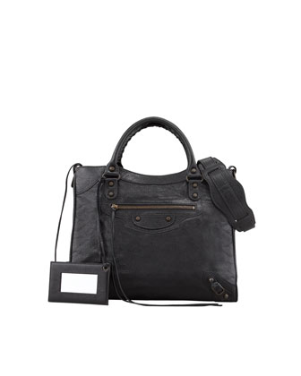 Balenciaga Classic Velo Bag, Black - Neiman Marcus