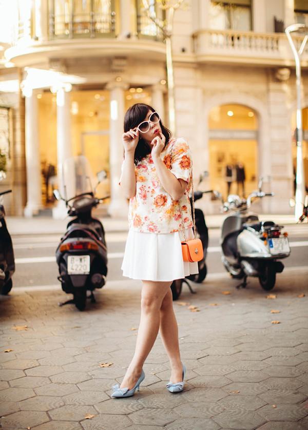 wish wish wish t-shirt skirt shoes bag sunglasses