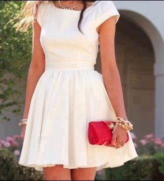 dress skater dress style pretty simple dress cute adorable dress adorable flowy flowy dress fashion outfit gorgeous gorgeous dress