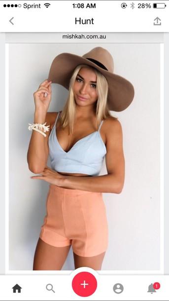 hat top