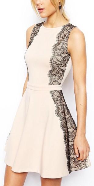 dress cream cream dress