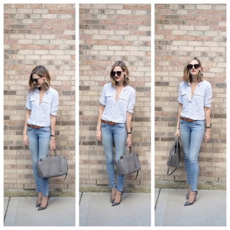 see jane blogger jeans top