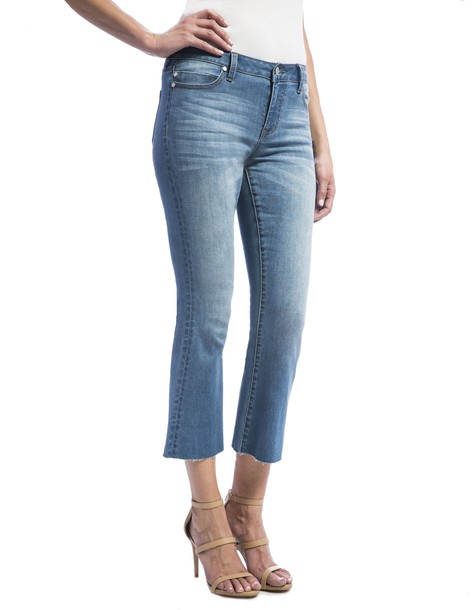 jeans flare jeans flare cropped light